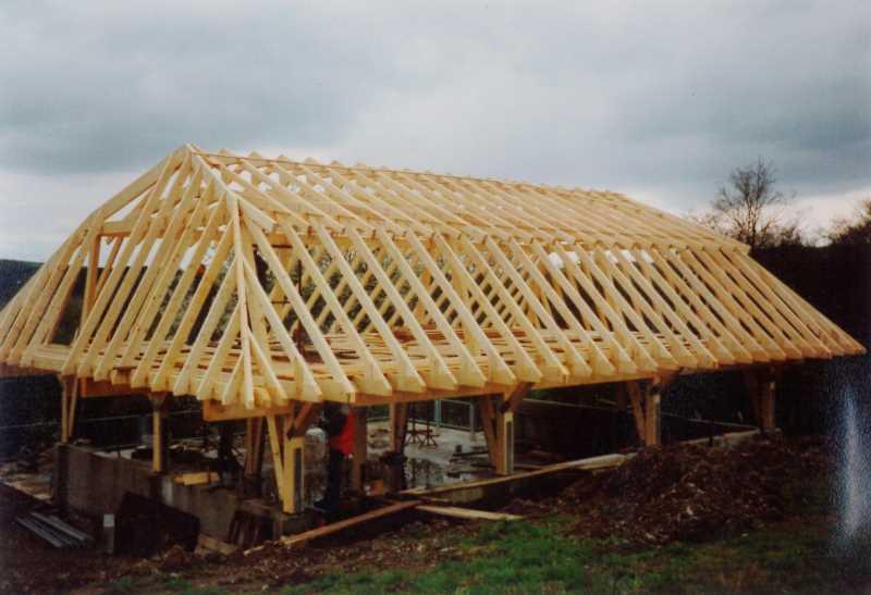 wagner holz treppenbau gmbh einige unserer arbeiten aus dem bereich dachkonstruktion. Black Bedroom Furniture Sets. Home Design Ideas
